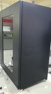 China Pizza Hot Food Vending Machine 24 Hours Supply 150 Box Storage Capacity on sale