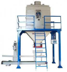 China Coffee Bean / Soybean Meal Pellet Bagger on sale