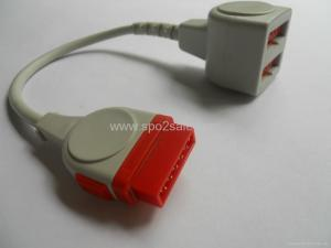 China GE Dual channel IBP cable adapter on sale
