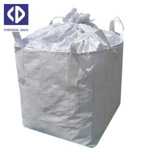 China Breathable FIBC Bulk Bags Pp Container Bag Dust Proof For Talcum Powder wholesale
