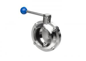 China 8 Inch Stainless Steel Butterfly Valve , High Performance Butterfly Valves on sale