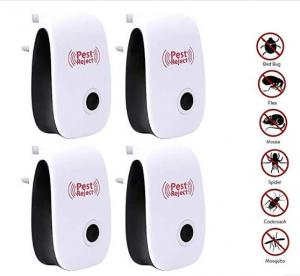 China Mosquito Killer ultrasonic insect killer Repeller Reject Rat Mouse Insect Repellent on sale