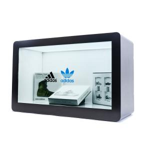 China Customized Transparent Lcd Monitor , Android Network Transparent Touch Screen Monitor on sale