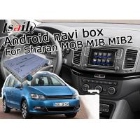 Real - Time & Offline GPS Navigation System With 1.2 / 1.7 GHz Quad / Hexa Core