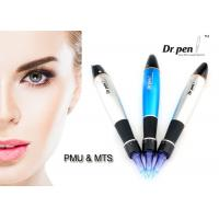 Wireless 2in1 system Dr.pen Dermapen PMU & MTS Function microneeding and make-up device