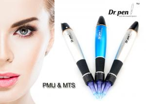 China Wireless 2in1 system Dr.pen Dermapen PMU & MTS Function microneeding and make-up device on sale