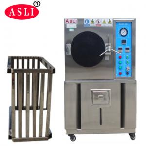 China Precisely Pct Hast Test Chamber Wtih Stainless steel Exterior for Aging Test Lab Enviromental Equipment on sale