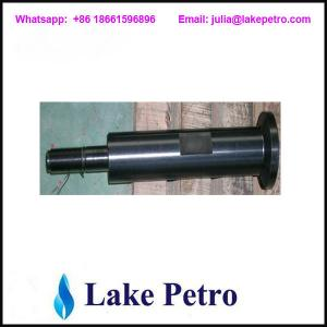 China Fully Interchangeable 12P160 Drilling Mud Pump Parts Piston Rod on sale