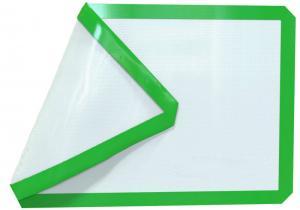 China PTFE (Teflon) Non-stick Baking Tray Liner/Sheet FDA SGS silpat silicone Baking mat on sale