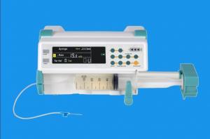 China programmable syringe pump for pediatrics, operation room, fist aid room, ICU, CCU on sale
