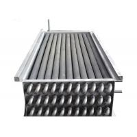 China OEM Air Conditioner Heat Exchanger Fin Tube Type Structure For Industry Line on sale