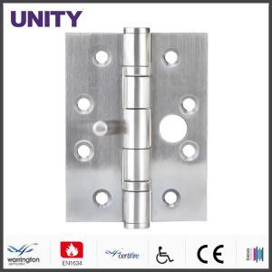 China 60 Backset Door Hinge Hardware Anti Thrust Nightlatch CSK Stainless Steel Screws on sale