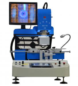 China Innovative WDS-750 full auto bga rework station for SMD SMT BGA soldering and desoldering on sale