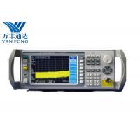 Auto Calibration Portable Spectrum Analyzer High Dynamic Range 30 Hz ~ 3 GHz 6 GHz