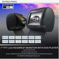 Portable Car Headrest DVD Players