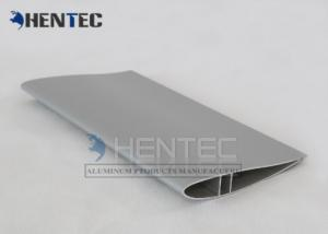 China OEM Metal Industrial Fan Blade Aluminum Extrusion Profiles Products To Cooling Blade on sale