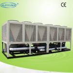 La chauffage et le refroidissement recyclant l'air ont refroidi le refroidisseur d'eau pour le bureau/hôtel
