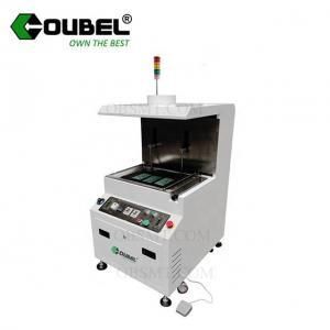 China Semi automatic soldering machine dip machines small soldering machine on sale