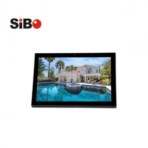 China 10 inch Android 6.0 tablet pc Wall mounted Touch panel for light control on sale