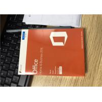Microsoft Windows Software Office Home and Business 2016 Keycard for Windows PC