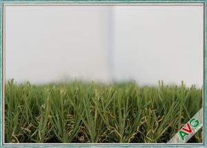 China UV Resistant Gardens Landscaping Artificial Grass / Artificial Turf 35 mm Pile Height on sale