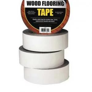China Double Sided Carpet Tape wood flooring  tape excellent for masking line-to-line fit on sale