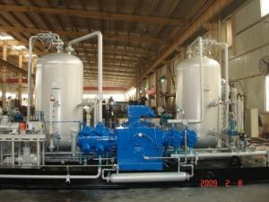 China Durable Oilfield Gas Compressor Extreme Temperatures Resistance For Harsh Condition on sale