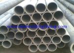 304L / 316L Stainless Steel Seamless Pipe For Fluid , Solid Annealed / Pickling