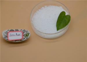 China Food Additives White Citric Acid Monohydrate Powder Adjust The Acidity Of Juice on sale