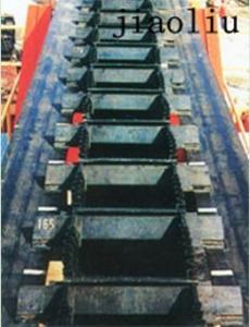 China Large Corrugated Sidewall Conveyor Belts on sale