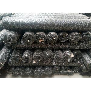 China 3/4 Inch Galvanized Hexagonal Wire Mesh / Chicken Wire Netting on sale