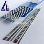 WT20 2.4*175mm tungsten electrode for tip welding red color mark