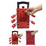 Safety Group Loto Box , Master Lock Group Lockout Box Certification CE