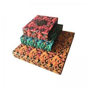 China China manufacturer wholesale cheap price full color customized gift box cardboard boxes on sale