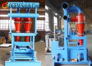 China solids control desander,hydrocyclone desander,solids control equipment on sale