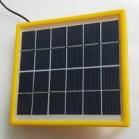 Photovoltaic Small Foldable Solar Panel PET Laminated Appearance Consistency