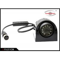 DC 12V - 24V Truck / Bus Rear View Camera Waterproof With 120° View Angle