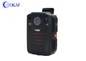 China Mini Police Wearable Camera , IP 68 Body Camera For Civilians Security High Definition on sale