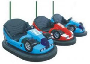 China Durable Commercial Grade Indoor Bumper Cars , Kids Toy Bumper Cars 2.3CBM on sale