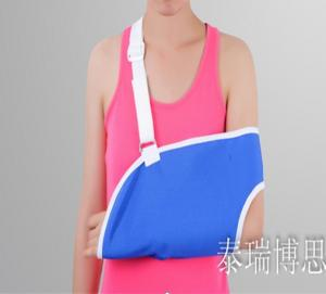 China Forearm Arm Sling Clavicle Fracture Dislocation Dislocated Shoulder Straps Fixed Arm Brace on sale