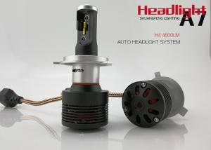 China Car Parts High Power LED Headlight 12v H4  In One 30w LED Headlight 9004 / 9007 on sale