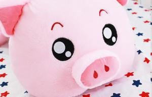 Quality Pig baby toy doll plush toy doll pillow Cute doll birthday gift kawaii kids toys for sale