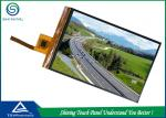 HD Projected Capacitive Touch Panel LCD Conductive ITO with 4.3 Inches