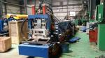 Steel Frame C Z Purlin Roll Forming Machine With 11.5kw Motor And Automatical Cutting Devices