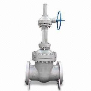 China Industrial alloy steel / stainless steel API Water Gate Valves with 1 to 80 inches Size on sale