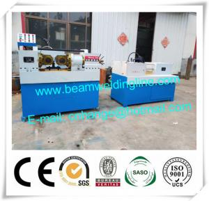 China Thread Rolling Machine For Making Anchor Bolt , Bar CNC Drilling And Threading Machine on sale