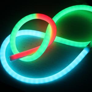 China RGB led strip light color changing led neon rope light small night light 360 supplier
