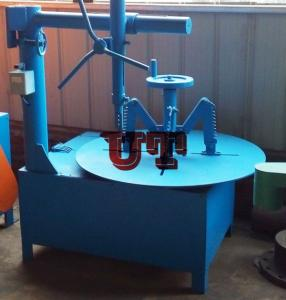 China Tyre side wall cutter / Tire bead cutting machine/ tire ring cutter / Tire Bead Separator on sale