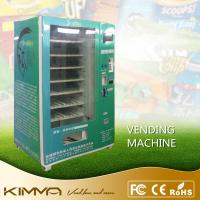 China LCD screen tampon wet tissue sanitary pad personal care products Vending Machine Dispenser by bill and coin operated on sale