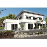 China Prefabricated Homes , High Insulation Steel Structure Prefab Modern Villa on sale